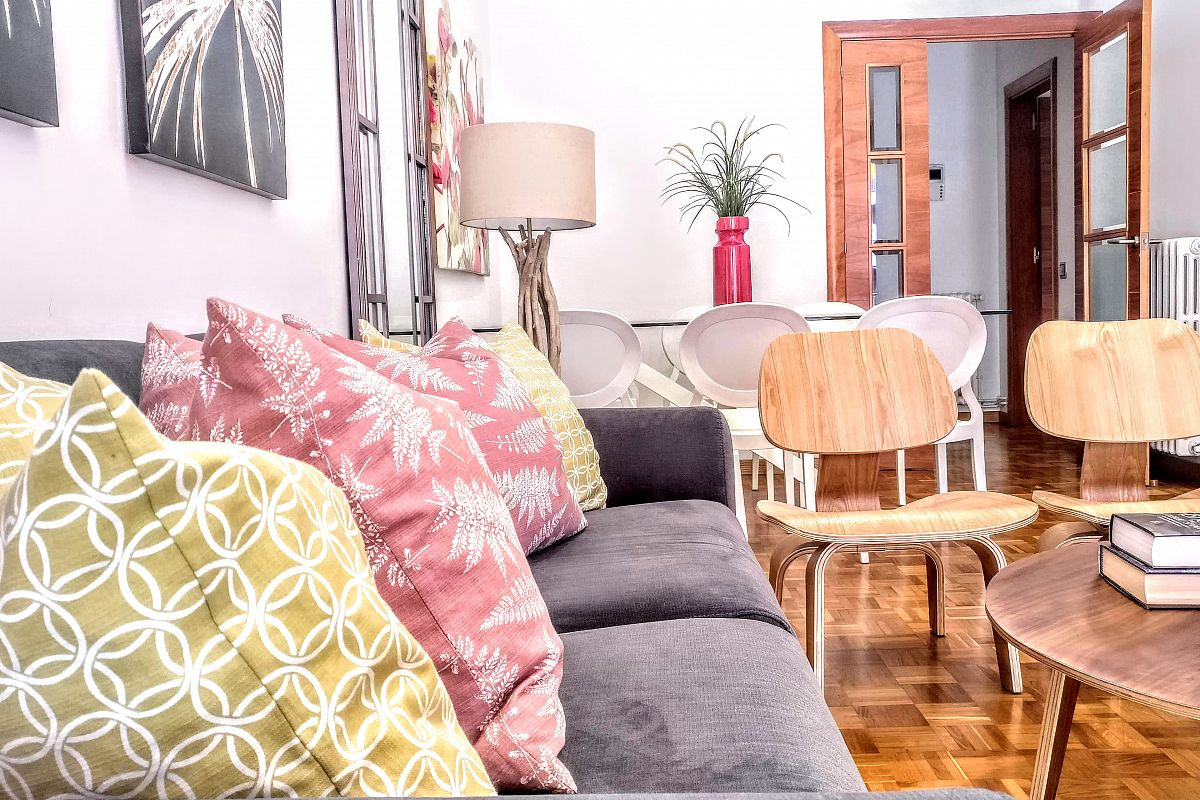 bizflats presents this Noname apartment as part of the Barcelona apartments for rent short term to corporate clients and private guests