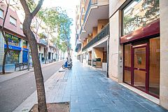 street view of the Neo apartment in Barcelona, just a stroll away from La Sagrada Família.