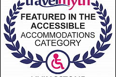 Our accommodation for rent in Barcelona is featured in the Travelmyth accessible collection